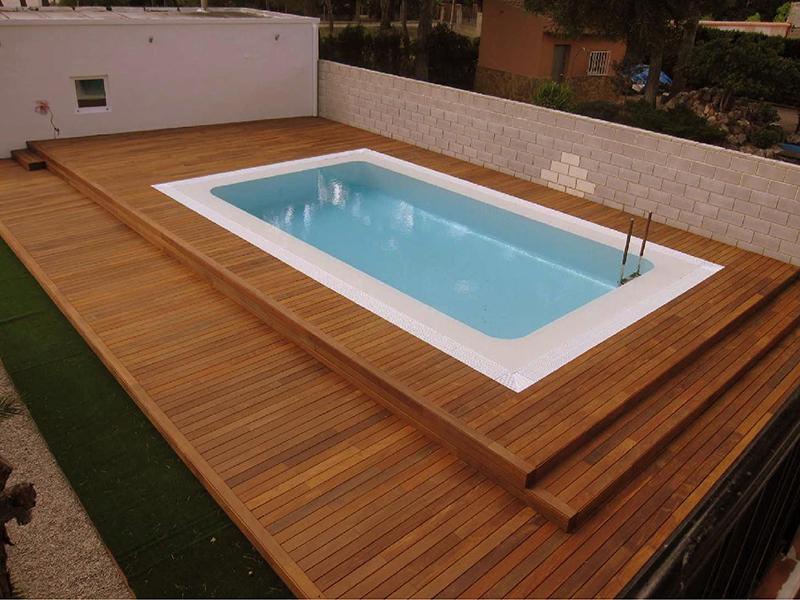 Havuz Kenarı Deck