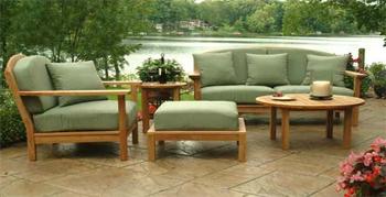 Maltepe ahşap bahçe mobilyaları