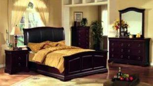 Ahşap Yatak Odası Tasarımları